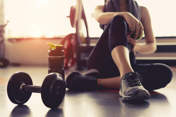 Is exercise damaging your skin?
